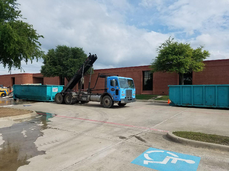 Construction Dumpster Rental Dallas