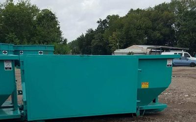 The Many Uses Of Roll Off Dumpsters